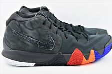 2aaf35341e60 Nike Kyrie 4 IV Mens Size 10 Basketball Shoes Year of the Monkey 943806 011  Grey