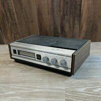 VTG Longines Symphonette 8 Track Player MASTER 8 (MODEL: LTP-180) *PARTS*