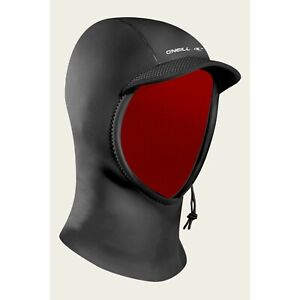 O'NEILL PSYCHO 1.5MM NEOPRENE HOOD Wetsuit Size Small Unisex Hoodie Dive Diving