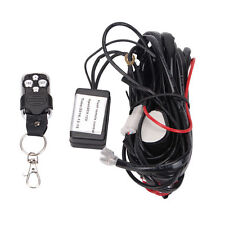 1X Remote Control Wiring Harness Kit Switch Relay Led Work Light Bar 18W 36W 72W