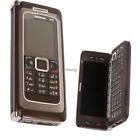 Brown 100% Original NOKIA E90 Mobile  3G GPS Wifi 3.2MP Bluetooth Cell Phone