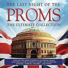 THE LAST NIGHT OF THE PROMS: THE ULTIMATE COLLECTION NEW CD