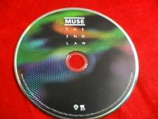 CD MUSE: The 2nd Law (2012 Warner Bros) Rock