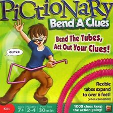 Brand New Sealed Pictionary Bend-A-Clues bend a clues Game