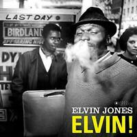 Jones, Elvin	Elvin! (Photographs By William Claxton) (New Vinyl)