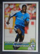 Merlin Premier League 2001 - Superstar Paulo Wanchope Manchester City #252