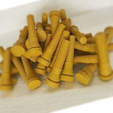 Pack of 200 Chicken Plucker Rubber Fingers Fit EZPLUCKER , Starpluck , Whizbang