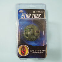 WizKids Star Trek Attack Wing Borg Sphere Expansion Pack 4270 ~ New, Sealed