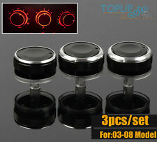 FITFOR 03~08 MAZDA 6 M6 HEATER KNOBS DIALS A/C SWITCH BUTTONS CONTROL COVER HEAT