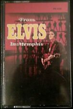 Elvis Presley from Elvis in Memphis cassette tape