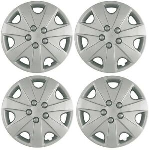 """2003-2004 NEW Honda ACCORD 15"""" Hubcaps Wheelcover SET of 4"""