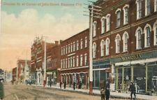 NAPANEE ON – Dundas Street at Corner of John Street - 1919