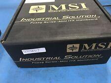 MSI Intel LGA775 Core 2 Quad Mini-ITX Motherboard w/Intel Q35 chip