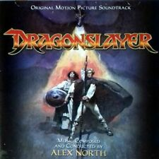 DRANGONSLAYER CD ALEX NORTH SOUNDTRACK SOLD OUT NEW