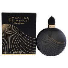 Creation de Minuit by Ted Lapidus for Women - 3.3 oz EDT Spray