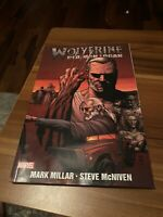 Wolverine Old Man Logan Marvel TPB by Millar & McNiven  #66-72 & Giant Size #1