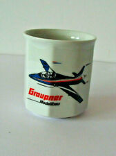 Graupner Modellbau, Kaffee Tasse, Motiv Jet Aermacchi MB 339/A, selten