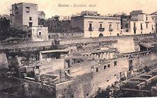RESINA - Ercolano:  Scavi    1933