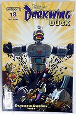 Disney DARKWING DUCK # 18 Comic VARIANT Cover A ~ 1st Print KABOOM DuckTales