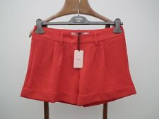 NWT $ 275 * RED by VALENTINO * Nice red shorts * Size It 42 44 46 US S M L