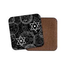 Pentagram Symbol Coaster - Pagan Witchcraft Wicca Magic Cool Fun Gift #14458