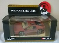 The Directors Cut CC04704 'For Your Eyes Only' Lotus Esprit Turbo   Corgi 1:36