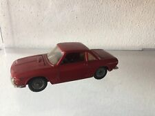 #554 Lancia Fulvia Coupé n.520 made in italy Vintage POLITOYS M 1:43