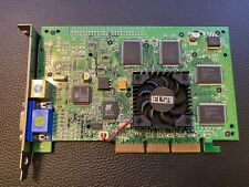 ELSA Erazor X2-A32 nVidia GeForce 256 DDR 32 MB AGP Graphics Card