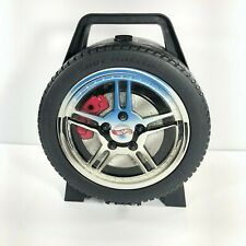 Mattel Hot Wheels Ultra High Performance Tire Shaped Storage Carrying Car Case