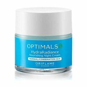 Oriflame Optimals Hydra Radiance Nourishing Night Cream For Normal Skin 50 ml