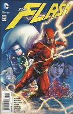 Dc Flash comic issue 50