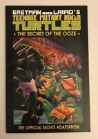 Teenage Mutant Ninja Turtles II Secret of the Ooze TPB Comic Book TUNDRA TMNT