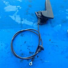 Seat Toledo 2013 mk4 Bonnet release handle and first half of 2 piece cable