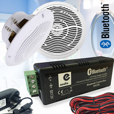 UKDJ 80w Wireless Bluetooth Home Bathroom Moisture Resistant Ceiling Speaker Kit