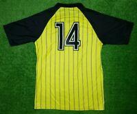 Borussia Dortmund Fußball Trikot  Saison 1982/1983 Template Gr. L BVB Jersey