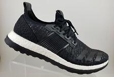 Adidas PureBoost Black White Athletic Running Walking Shoes Mens 12M BA8613