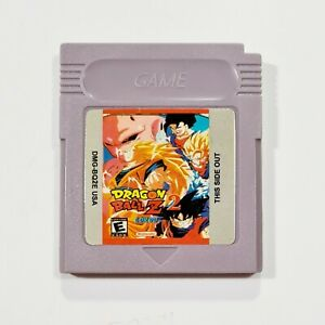 Nintendo Game Boy Modul DRAGON BALL Z: GOKU HISHOUDEN jap. Repro/Rollenspiel
