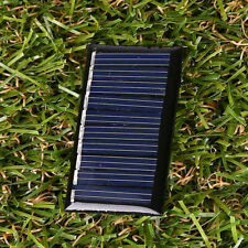 5V 2W 25MA 45x25mm Power Bank Charging Module Epoxy Solar Cell Panel Polysilicon