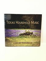 Texas Household Music (CD) 2-DISC SET. Texas Southern Christian Music BRAND NEW