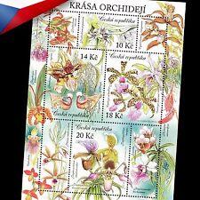 Czech Republic (2012) -- Flower Growing - Beauty of Orchids