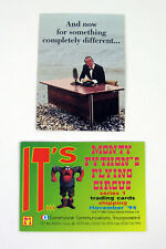 1995 Cornerstone Monty Python's Flying Circus Promo Card (P1) Nm/Mt