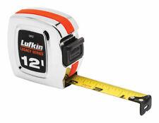 Lufkin  Legacy Series  12 ft. L x 0.75 in. W Tape Measure  Silver  1 pk