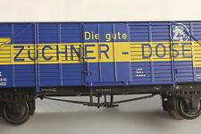 Märklin 46159 H0 Freight Car Zachariah Can DB 564 958 BHF Seesen Top Condition