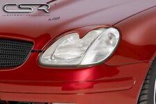 CSR Scheinwerferblenden für Mercedes SLK R170 96-04 alle Böser Blick Blenden Set