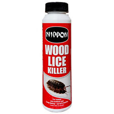 Nippon Killer Powder Controls Woodlice, Wasps, Cockroaches, Beetles, Earwigs