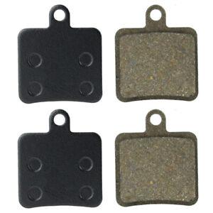 Semi Metal Resin Disc Brake Pads for Hope Mini DB102 DB105 Enduro-1-2 Pairs