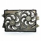 TYC 621330 Radiator & Condenser Cooling Fan Assembly New with Lifetime Warranty