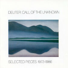 CALL OF THE UNKNOWN: SELECTED PIECES 1972-1986 (2 CD) - DEUTER