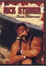 Rick Steiner Shoot DVD WWE WWF WCW SCOTT BROTHERS LUGER STING NWO TNA ECW LOD DX