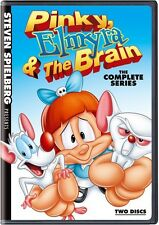 Steven Spielberg: Pinky, Elmyra & the Brain - The Compl (2014, REGION 1 DVD New)